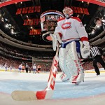 Montreal Canadians Goalie Carey Price