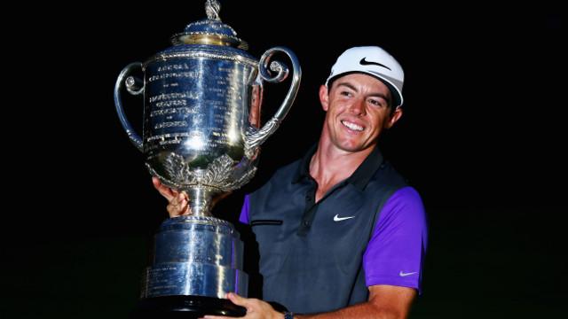 2014 PGA Champion - Rory McIlroy