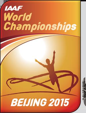 2015 IAAF World Athletics Championships Logo
