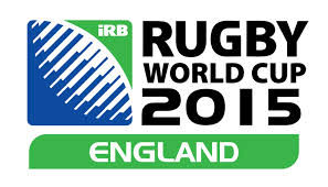 2015 Rugby World Cup Logo