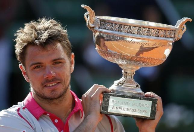 2015 French Open Winner - Stan Wawrinka