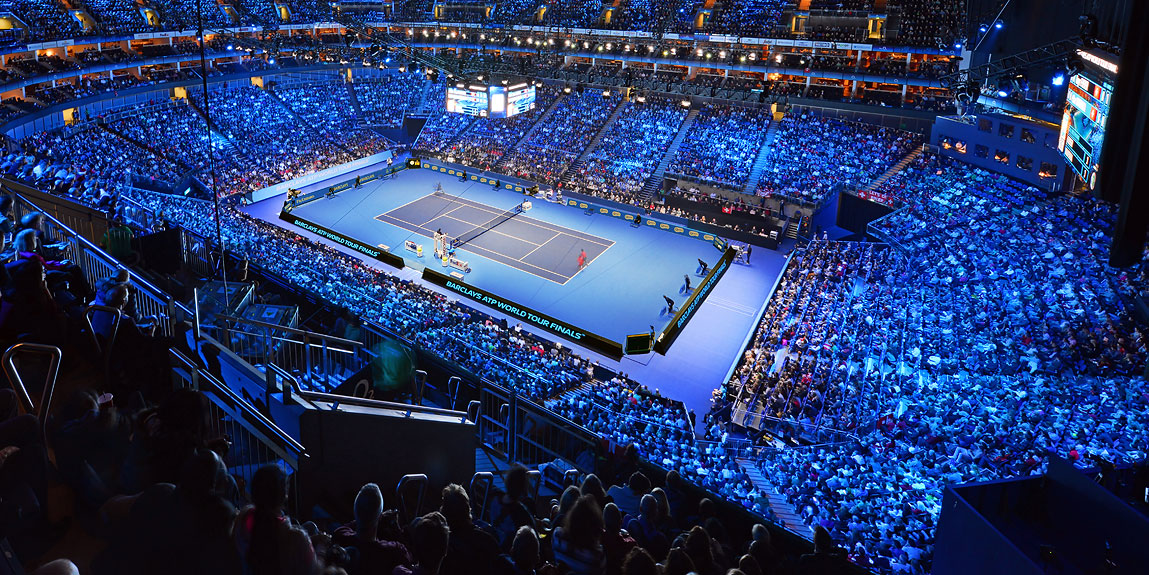 Barclays ATP World Tour Finals at O2 Arena