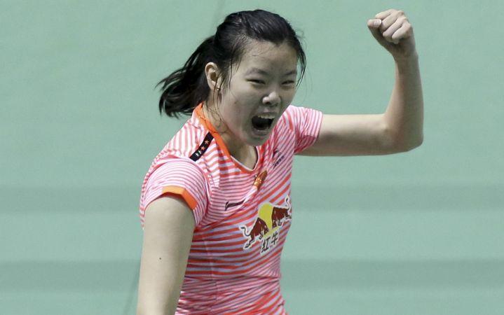 Chinese Badminton Player - Li Xuerui