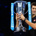 2014 ATP World Tour Finals Winner - Novak Djokovic