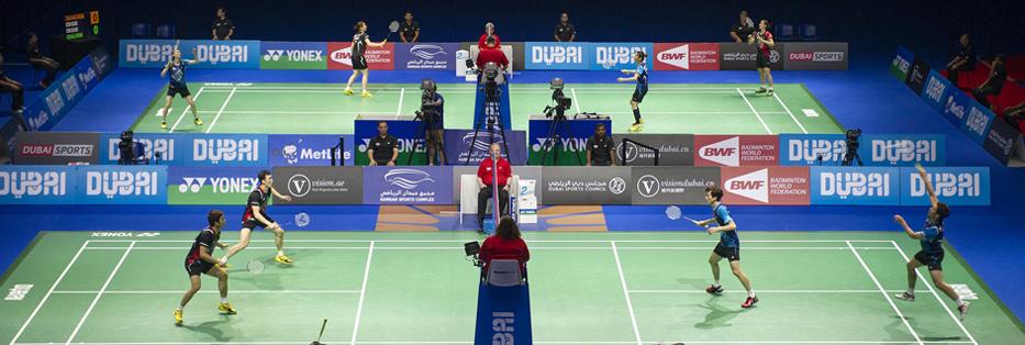 Dubai Badminton Tournament