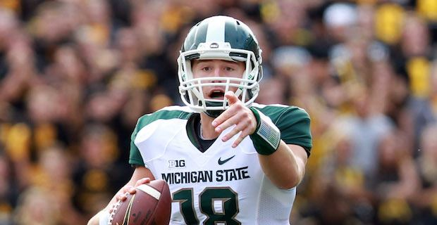 Michigan State University Quarterback - Connor Cook