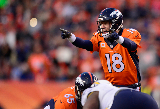 Denver Broncos - Peyton Manning