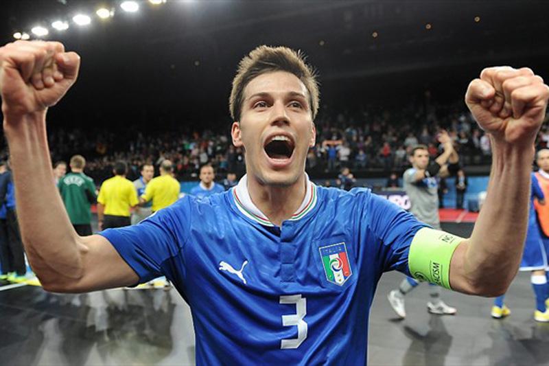 Italian Futsal Player - Gabriel Lima