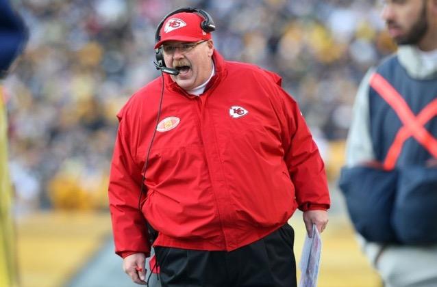 Kansas City Chiefs Head Coach - Andy Reid
