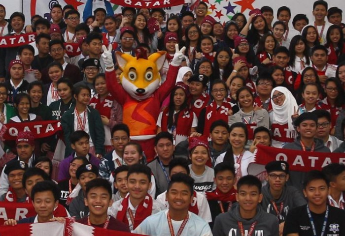 Najim - 2016 AFC U-23 Championships Mascot