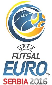 UEFA Futsal Euro 2016 Logo