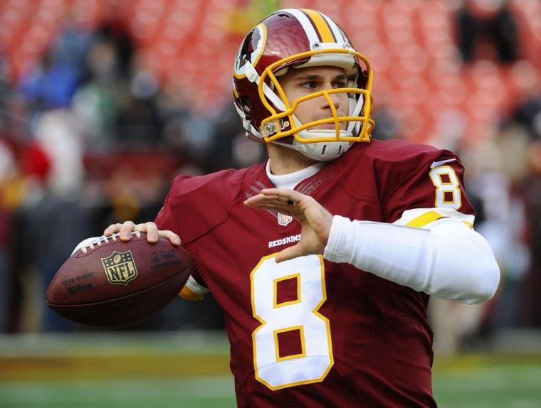Washington Redskins - Kirk Cousins