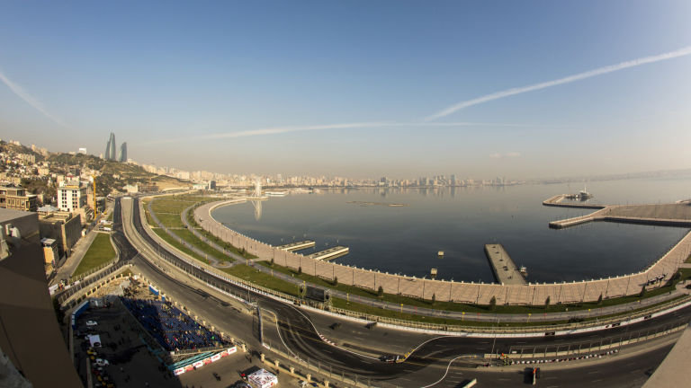 Azerbaijan Circuit - European Grand Prix