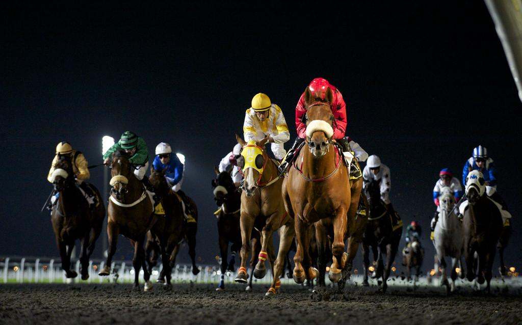 Dubai World Cup Race