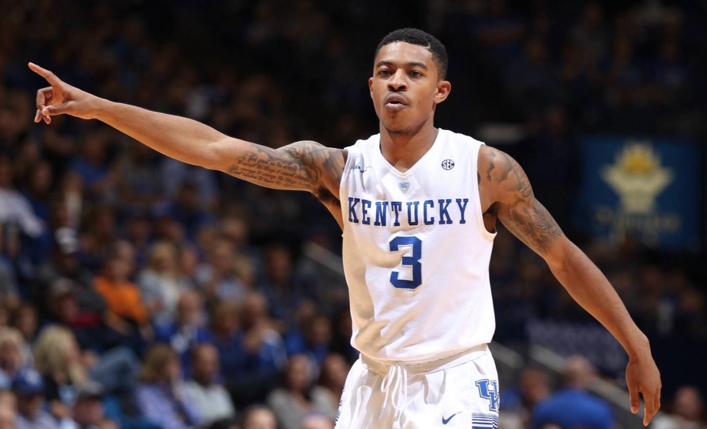 Kentucky Wildcats - Tyler Ulis