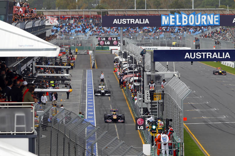 Melbourne Grand Prix Circuit - Australian Grand Prix