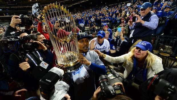 2015 World Series Champions - Kansas City Royals
