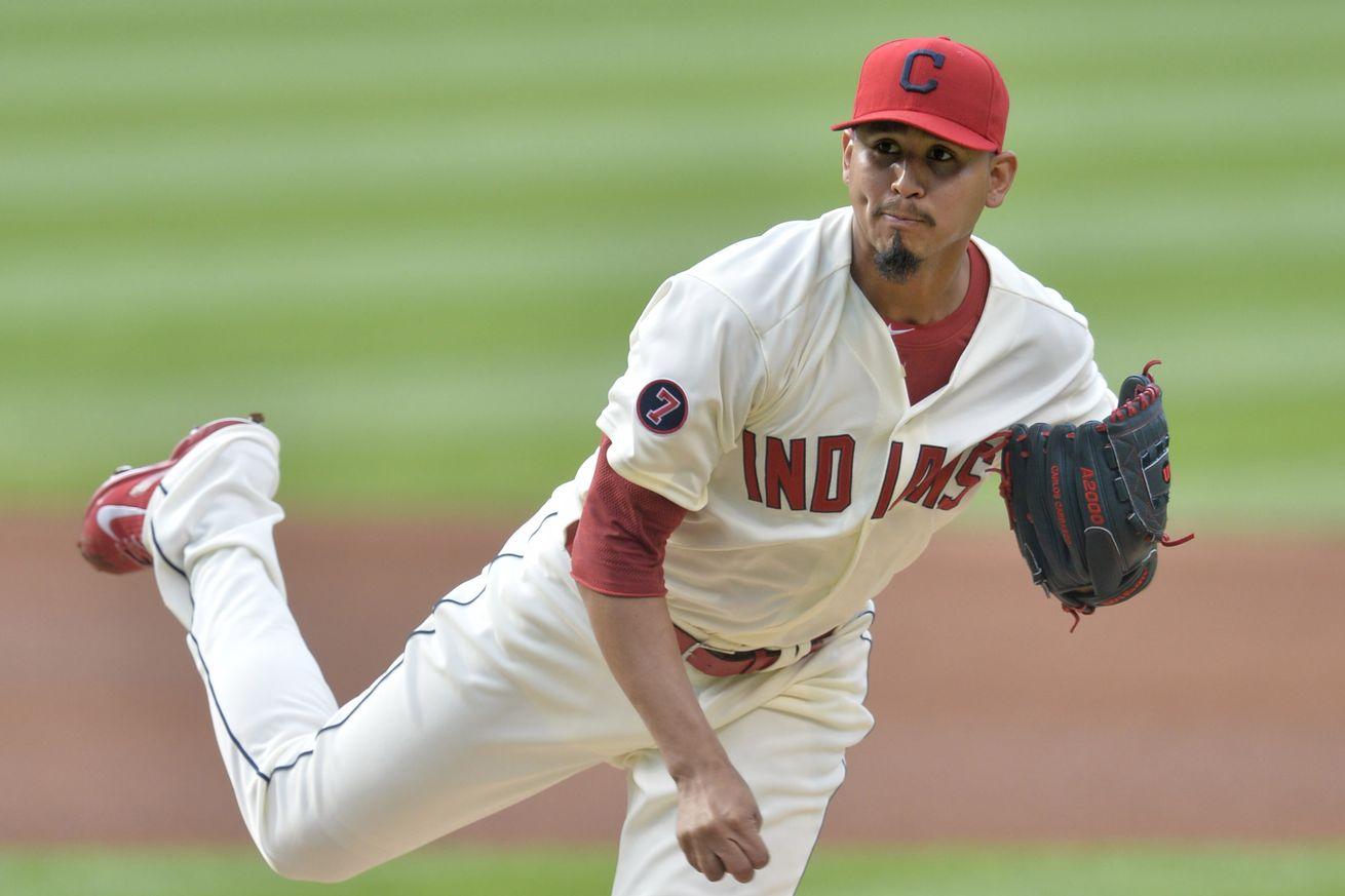 Cleveland Indians - Carlos Carrasco