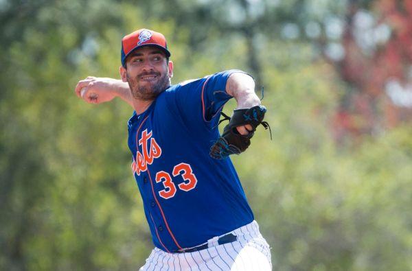New York Mets - Matt Harvey