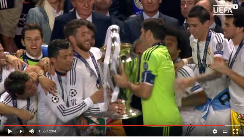 2013-14 Champions League Final Highlights: Real Madrid vs. Atletico Madrid