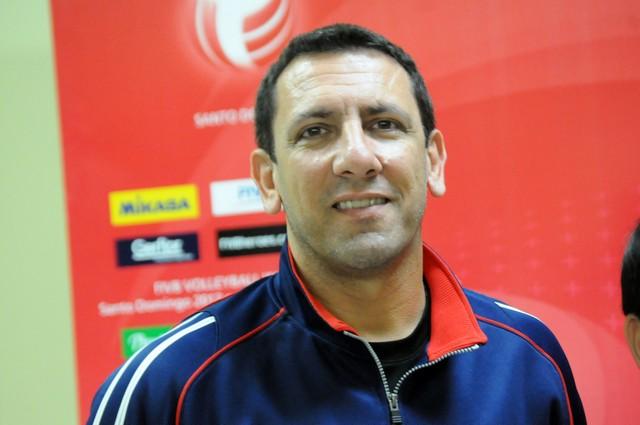 Dominican Republic Head Coach - Marcos Kwiek