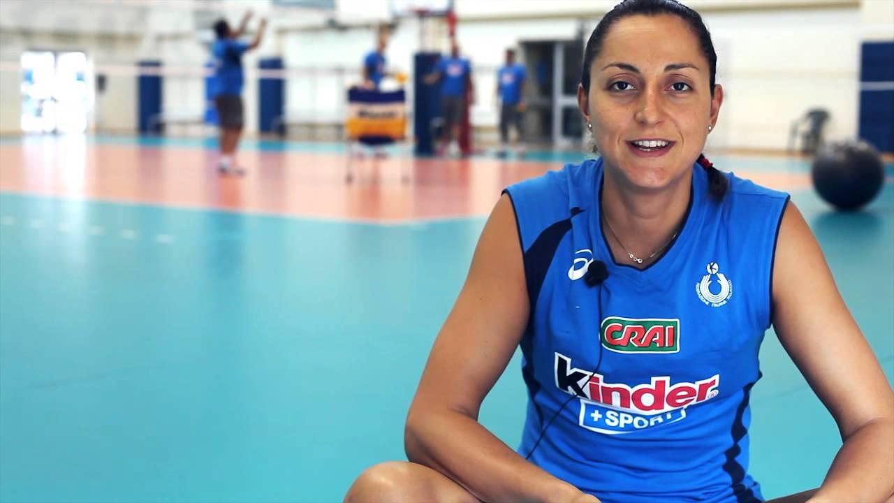 Italian Player Carolina Costagrande