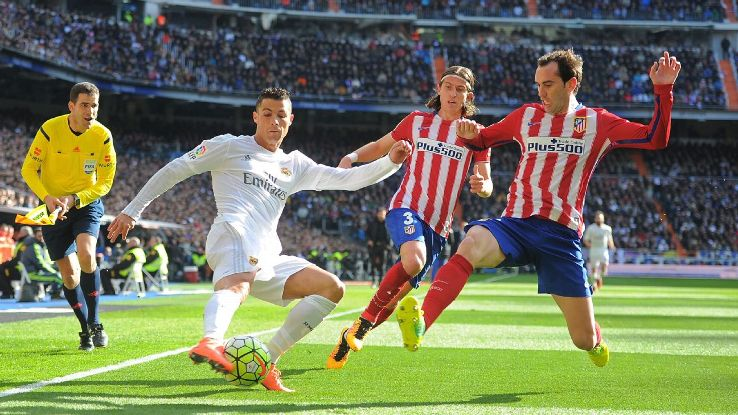 Real Madrid vs. Atletico Madrid