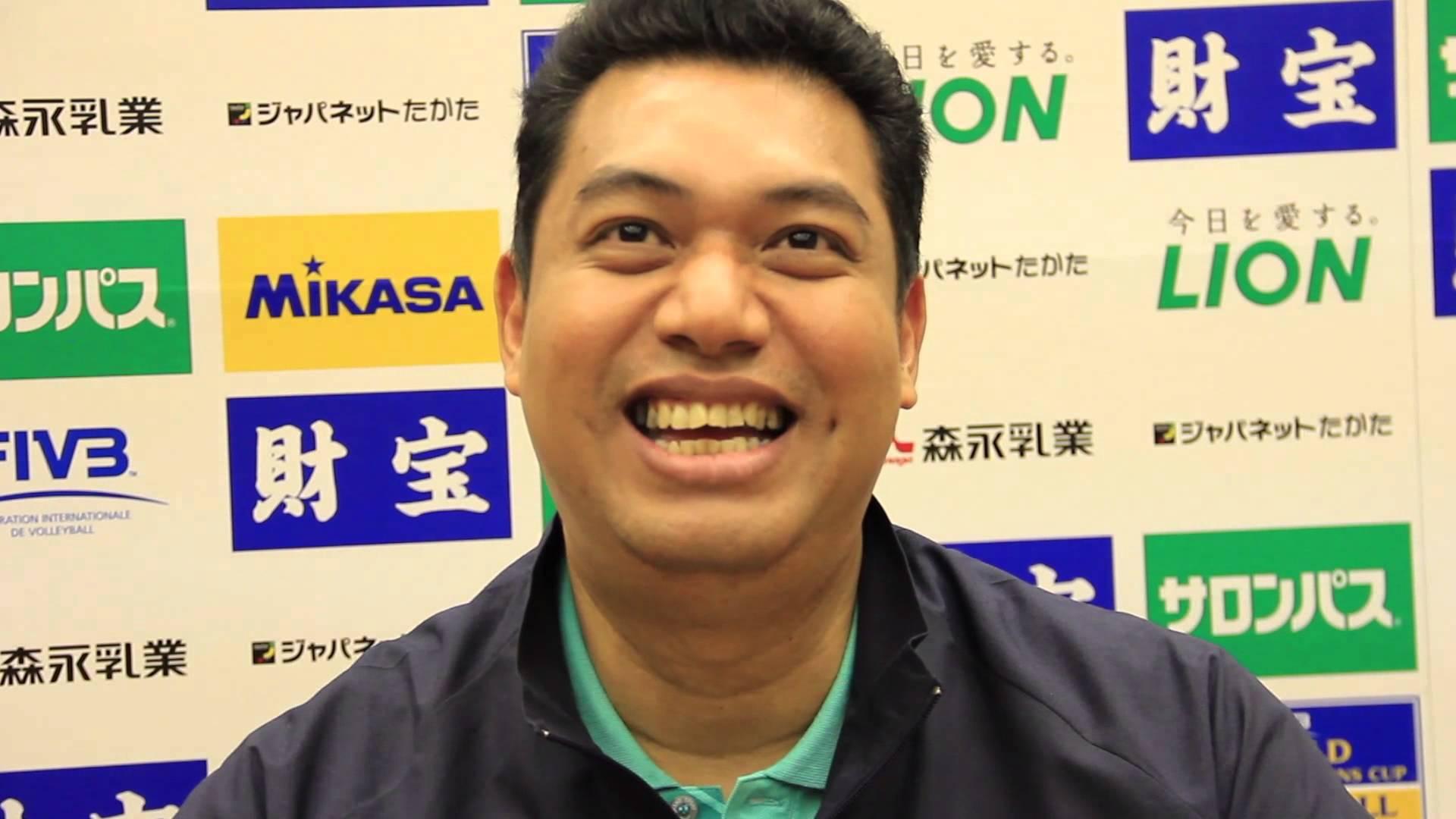 Thailand Head Coach - Kiattipong Radchatagriengkai