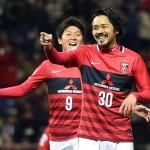 Urawa Red Diamonds Soccer Team