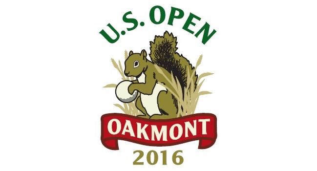 2016 US Open Golf Logo