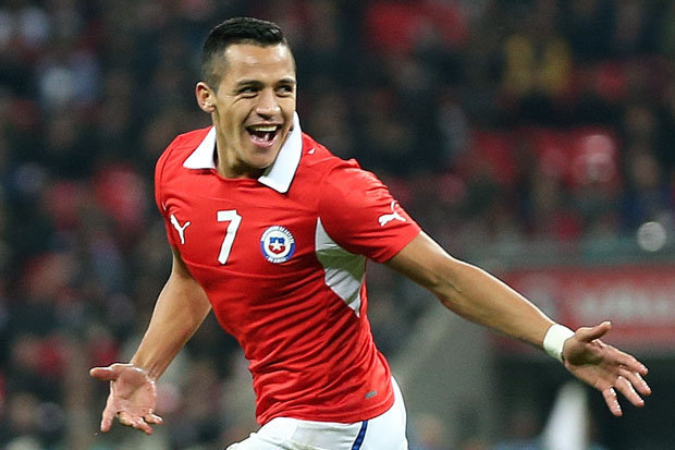 Chile - Alexis Sanchez