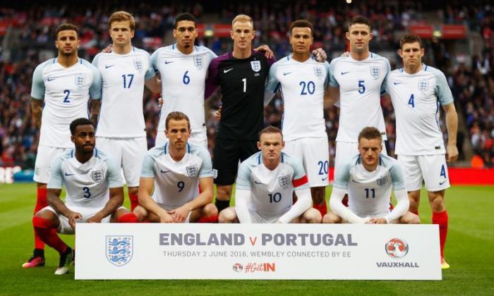 England National Soccer Team