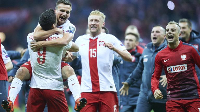 Euro 2016 Qualifying Team - Poland