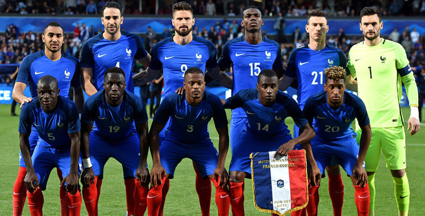 France National Soccer Team