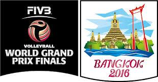 2016 FIVB Women's World Grand Prix Finals Logo
