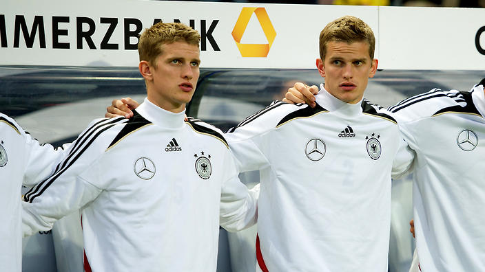 2016 Rio Olympics German National Soccer Team Bender Twins