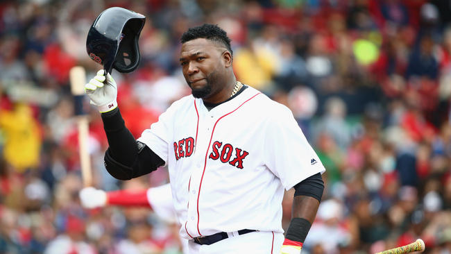 Boston Red Sox David Ortiz