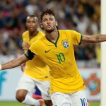 Brazilian National Team Soccer Player Neymar Jr