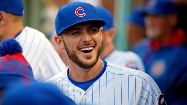 Chicago Cubs Kris Bryant
