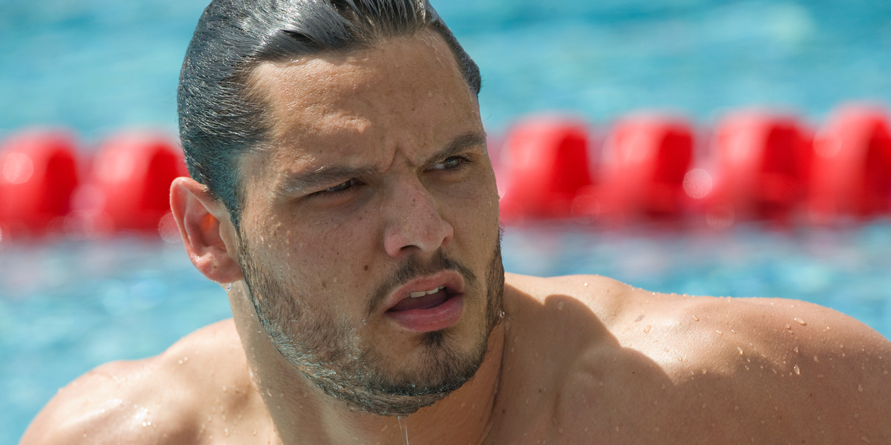 France Swimmer Florent Manaudou