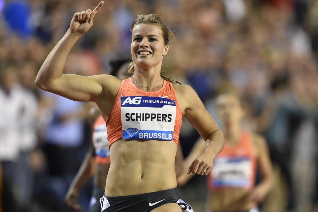 Holland Sprinter Dafne Schippers