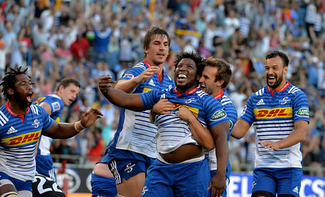 Super Rugby Team Stormers