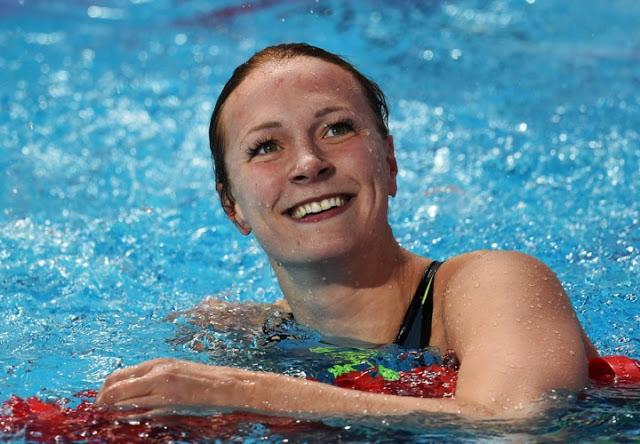 Sweden Swimmer Sarah Sjöström