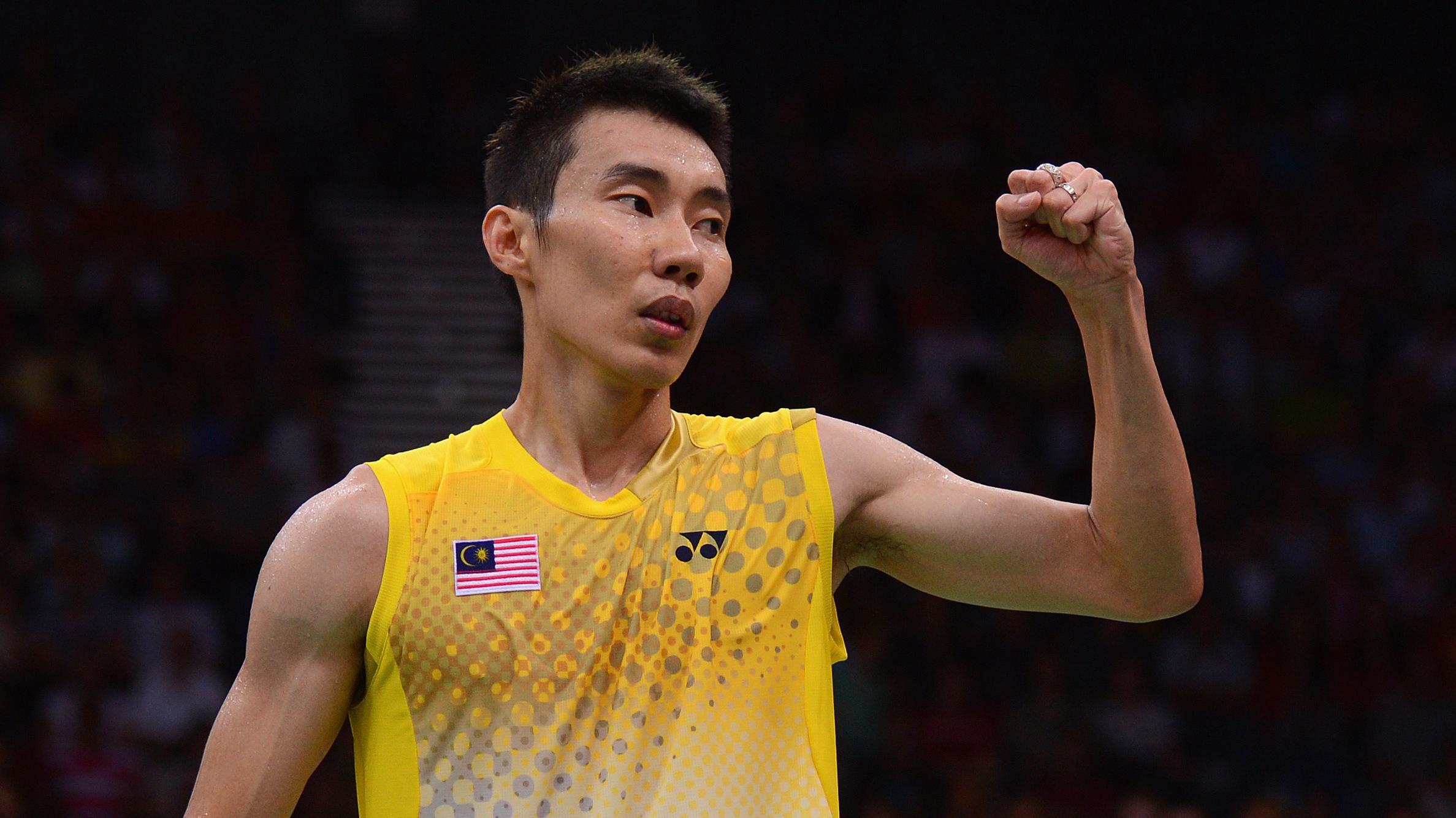 Malaysian Men's Singles Player Lee Chong Wei