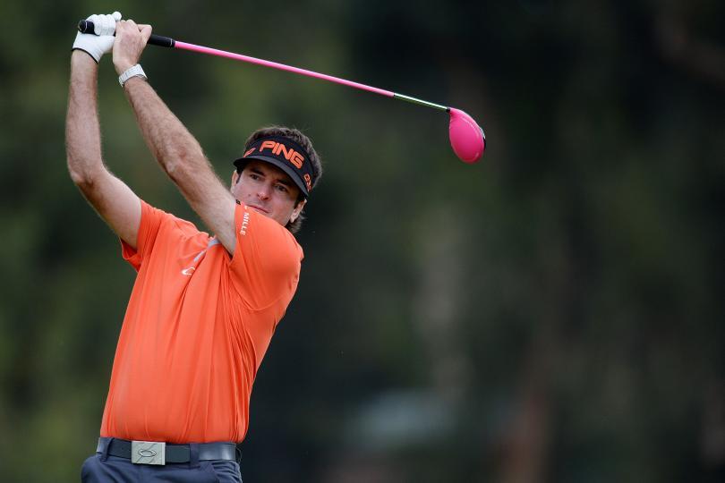 American Golfer Bubba Watson