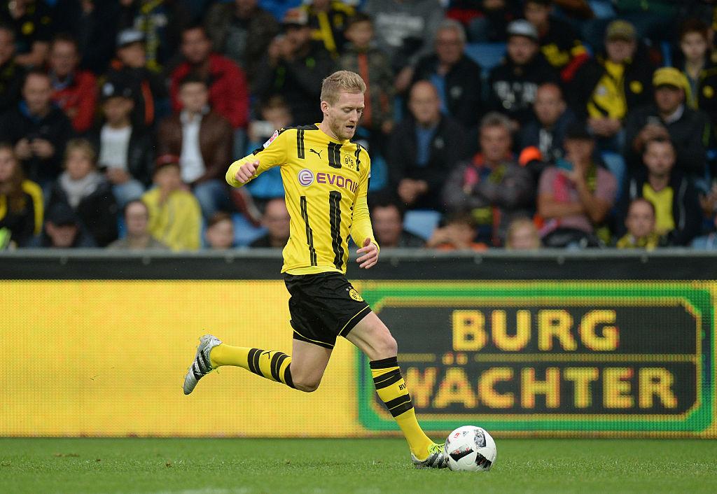 Borussia Dortmund Football Player Andre Schurrle