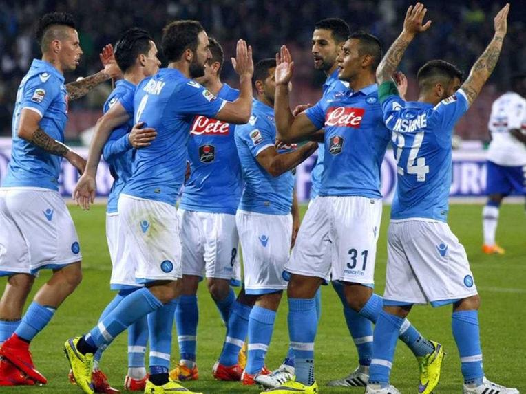 SSC Napoli Football Team