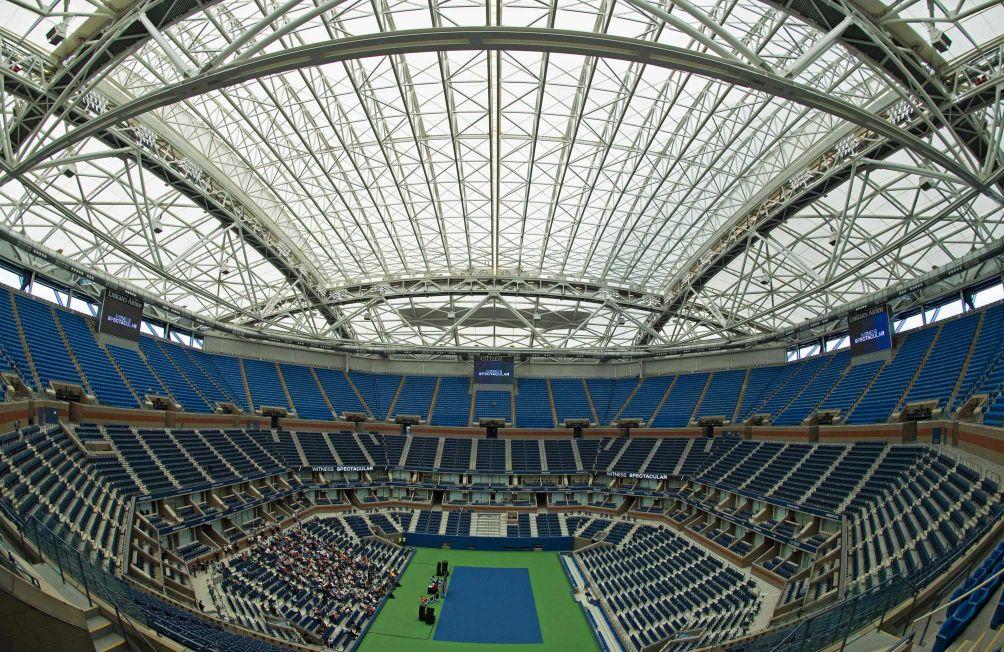 USTA National Tennis Center Retractable Roof