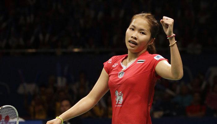 Thai Women's Singles Player Ratchanok Intanon