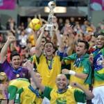 2012 FIFA Futsal World Cup Champions - Brazil